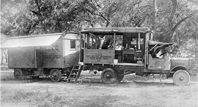 darkroom trailer