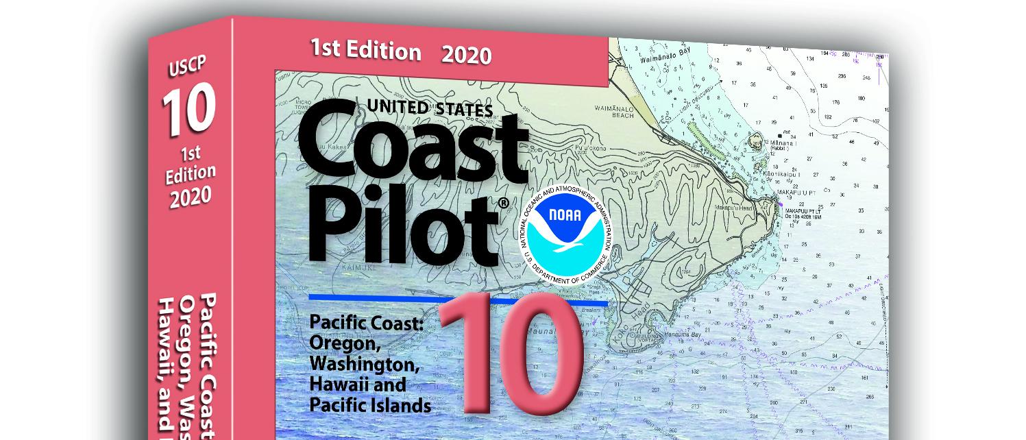 Coast Pilot 10 cover